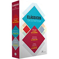 Os Clássicos da Estratégia - Caixa com 3 Volumes