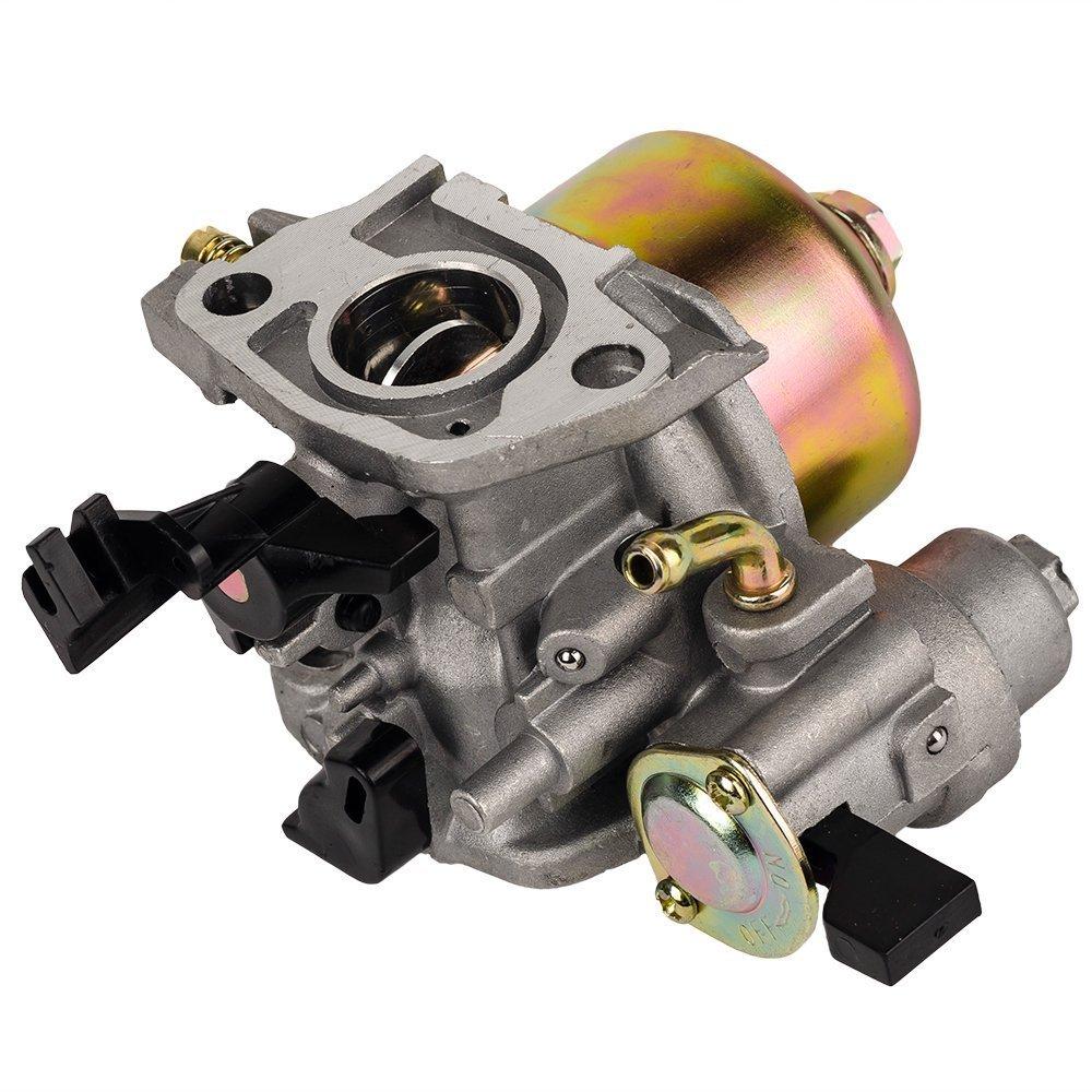 OxoxO ersetzen Vergaser mit Kraftstofffilter Luftfilter Z/ündkerze f/ür Honda GX140/GX160/GX200/5,5/6,5/PS Motor Generator Rasenm/äher Motor