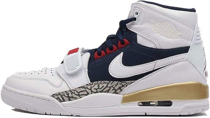 Jordan Nike Men's Air Legacy 312 White