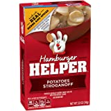 Betty Crocker Hamburger Helper, Potatoes Stroganoff Hamburger Helper, 5 Oz Box (Pack of 12)