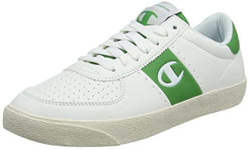 Champion LOW CUT SHOE VENICE SPECIAL LOW - Sports shoes - white/green eYholwn4B