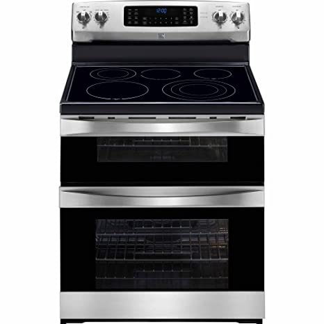 amazon com kenmore elite 97313 6 9 cu ft self clean electric rh amazon com Kenmore Stove Manual Kenmore Self-Cleaning Oven Directions