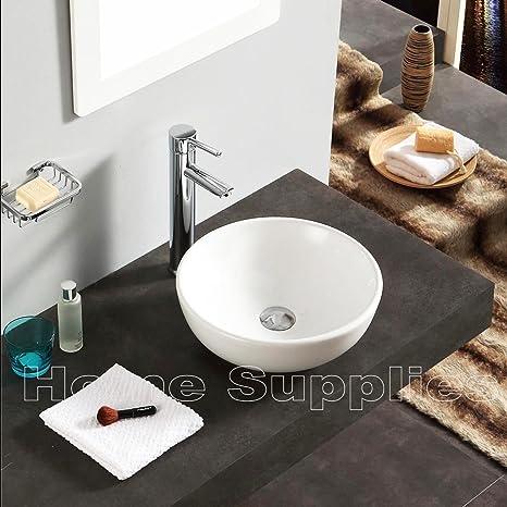 Ciotola di ceramica per piano bagno/lavabo: Amazon.it: Casa e cucina
