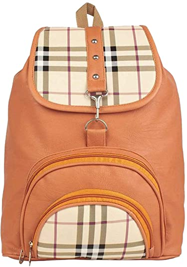 b579bf781dc190 Beets Collection Student Shoulder Backpack for Women & Girls Bag (Light  Yellow)