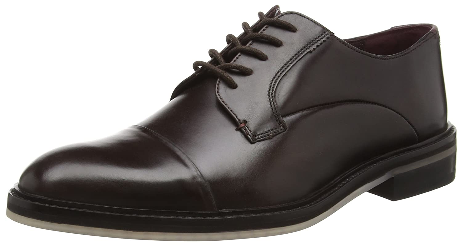 Ted Baker Aokii - Botas Hombre, Brown Leather, 40.5