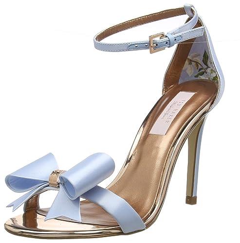 134a36b1f74 Ted Baker Women s Bowdalo Open Toe Sandals  Amazon.co.uk  Shoes   Bags