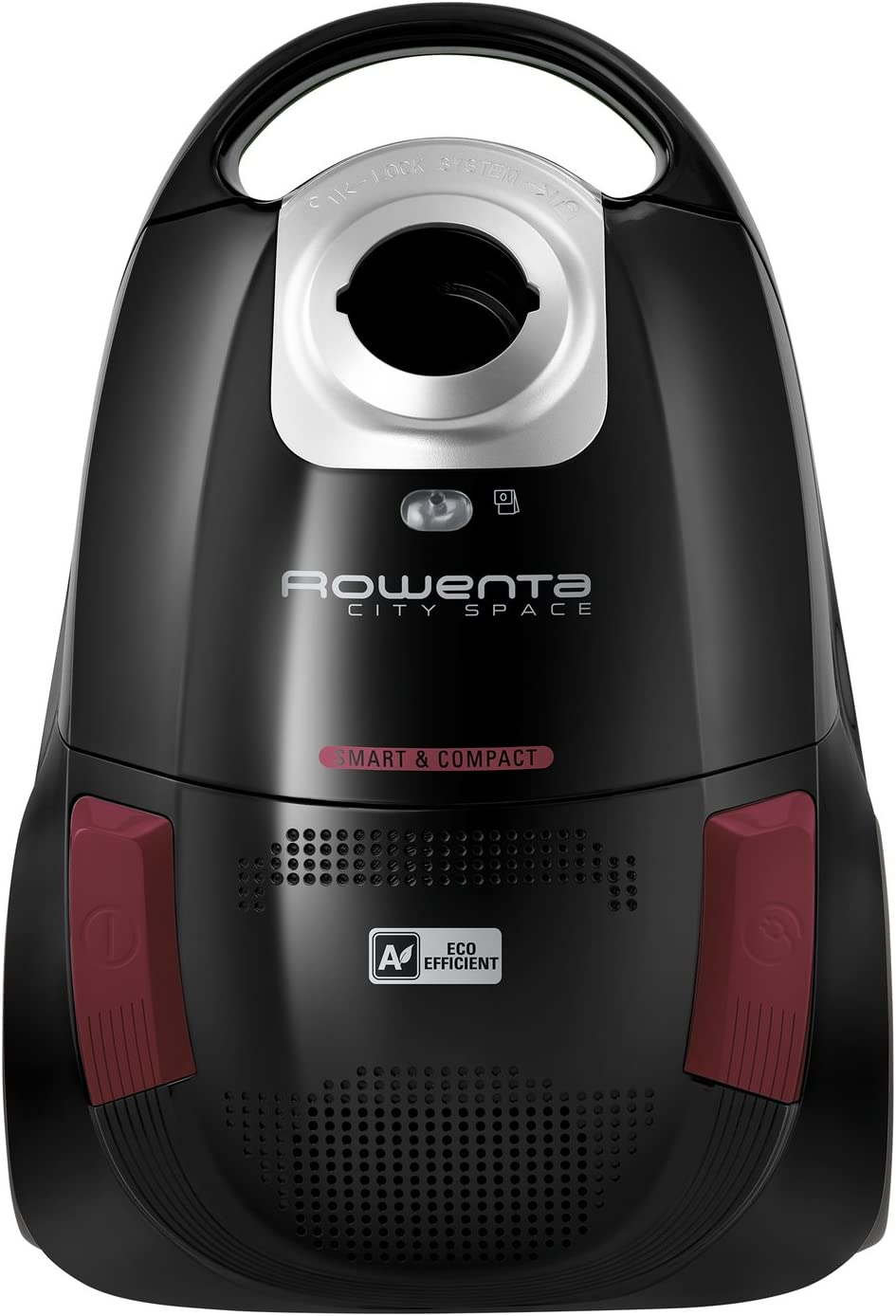 Rowenta City Space RO2669 - Aspiradora (750 W, Aspiradora cilíndrica, Secar, Bolsa para el Polvo, 2,5 L, Filtrado): Amazon.es: Hogar