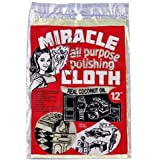 Miracle All Purpose Polishing Cloth 9 x12 (2 Pack)