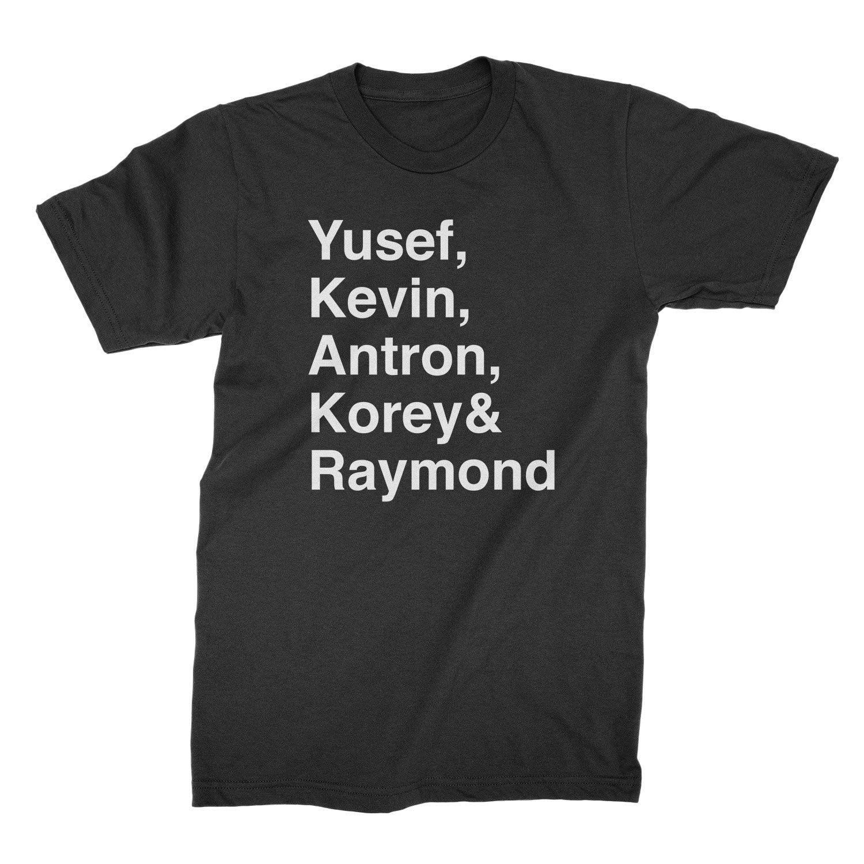 We Got Good Central Park 5 Shirt Yusef Kevin Antron Korey Raymond Central Park Five Tshirt