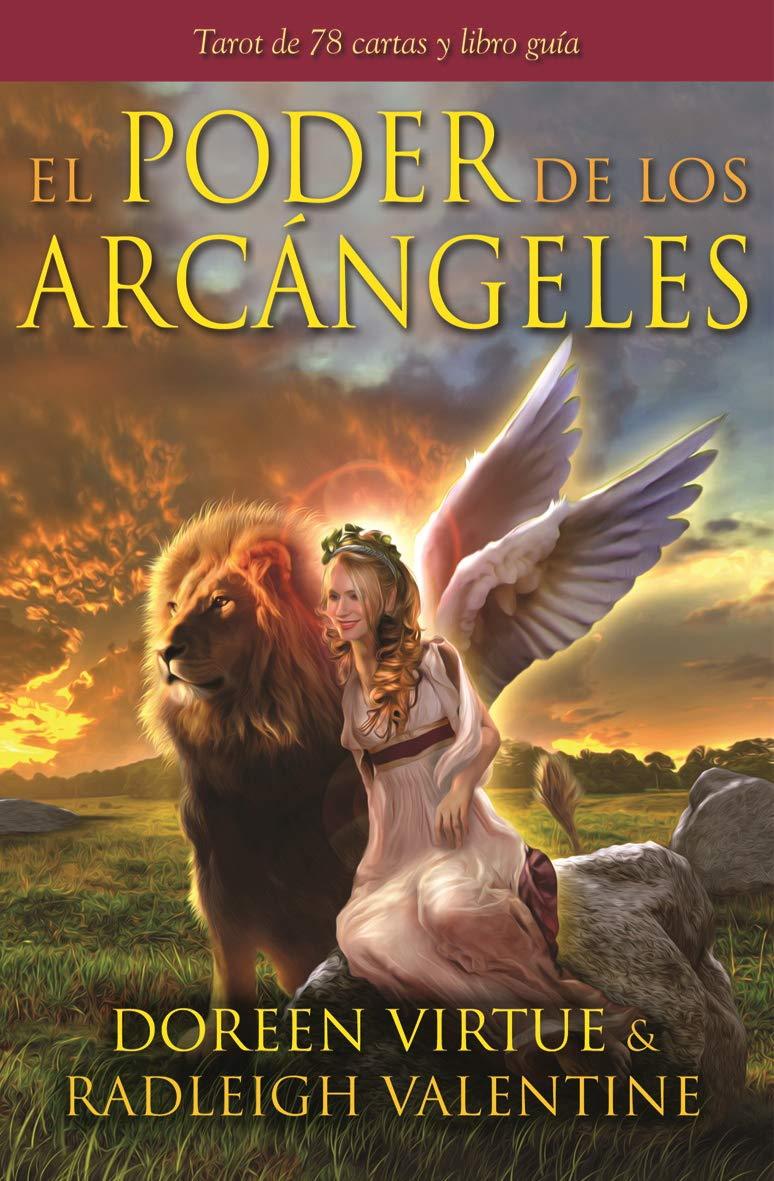 El Poder De Los Arcángeles (Tarot y adivinación): Amazon.es ...