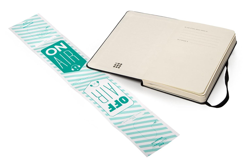 Moleskine Kreativ-Notizbücher, Musiknotizbuch Pocket, Hardcover schwarz MM801 Sonstiges (Adreßbücher Alben Blankobooks)