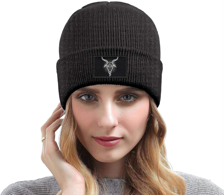 YJRTISF Popular Music Slouch Knit Cap Custom Trending Knitting Beanie Hats for Men