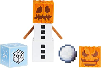 You choose Minecraft Earth Comic Maker 3.25 Inch Action Mini Figures Toy