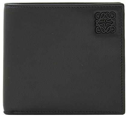pretty nice 2a3a9 ca69f Amazon.co.jp: [ロエベ]LOEWE 二つ折り財布 メンズ 133.87.501 ...