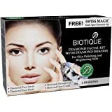 Biotique Diamond Facial Kit with Diamond Bhasma, 75g