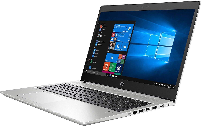 HP ProBook 455 G6 15.6 Full HD Business Laptop 256GB SSD 16GB RAM Windows 10 Pro AMD Ryzen 5 3500U Quad-Core Radeon Vega 8 Graphics