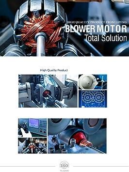 FORD OEM-Blower Motor H1FZ19805A