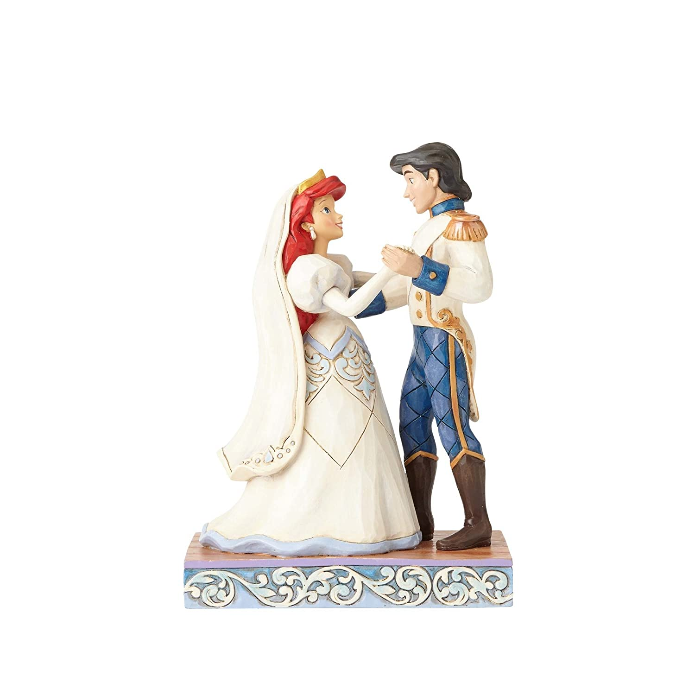 ENESCO(エネスコ) チャーリーブラウン & ルーシー コミック ストリップ Ariel & Eric Wedding Wedded Bliss 4056749 [並行輸入品] B01LNGMV4M