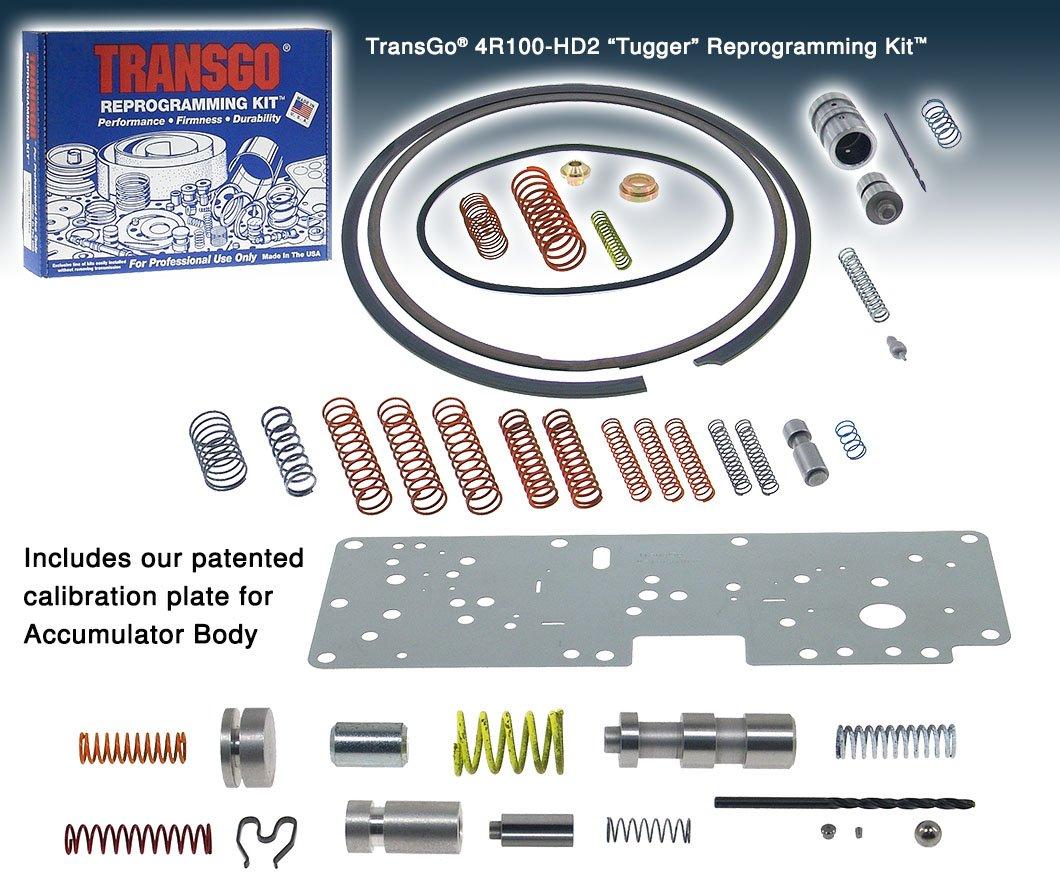 Transgo 4R100HD2 Reprogramming Kit HD & HP 4R100