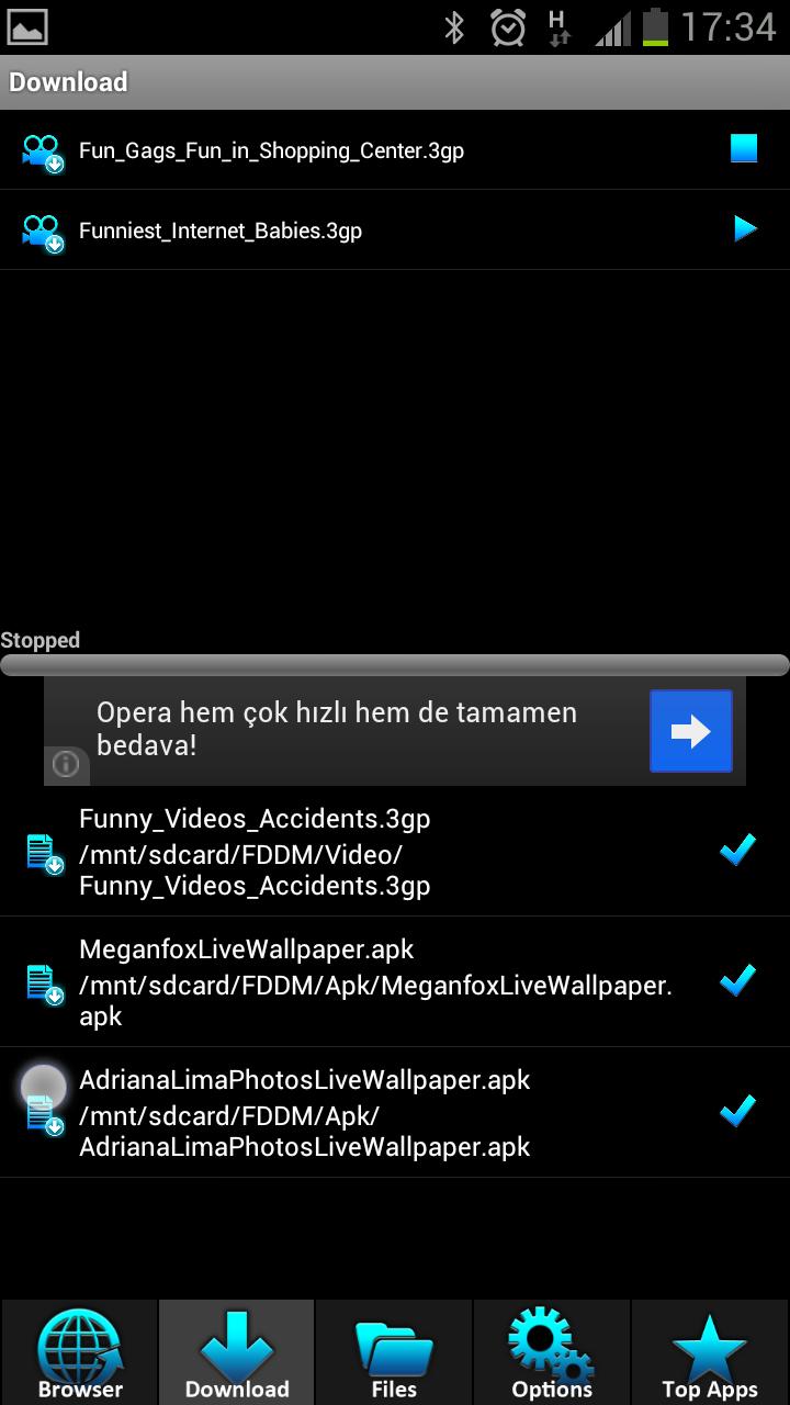 Fddm free video music ringtone wallpaper download manager app.