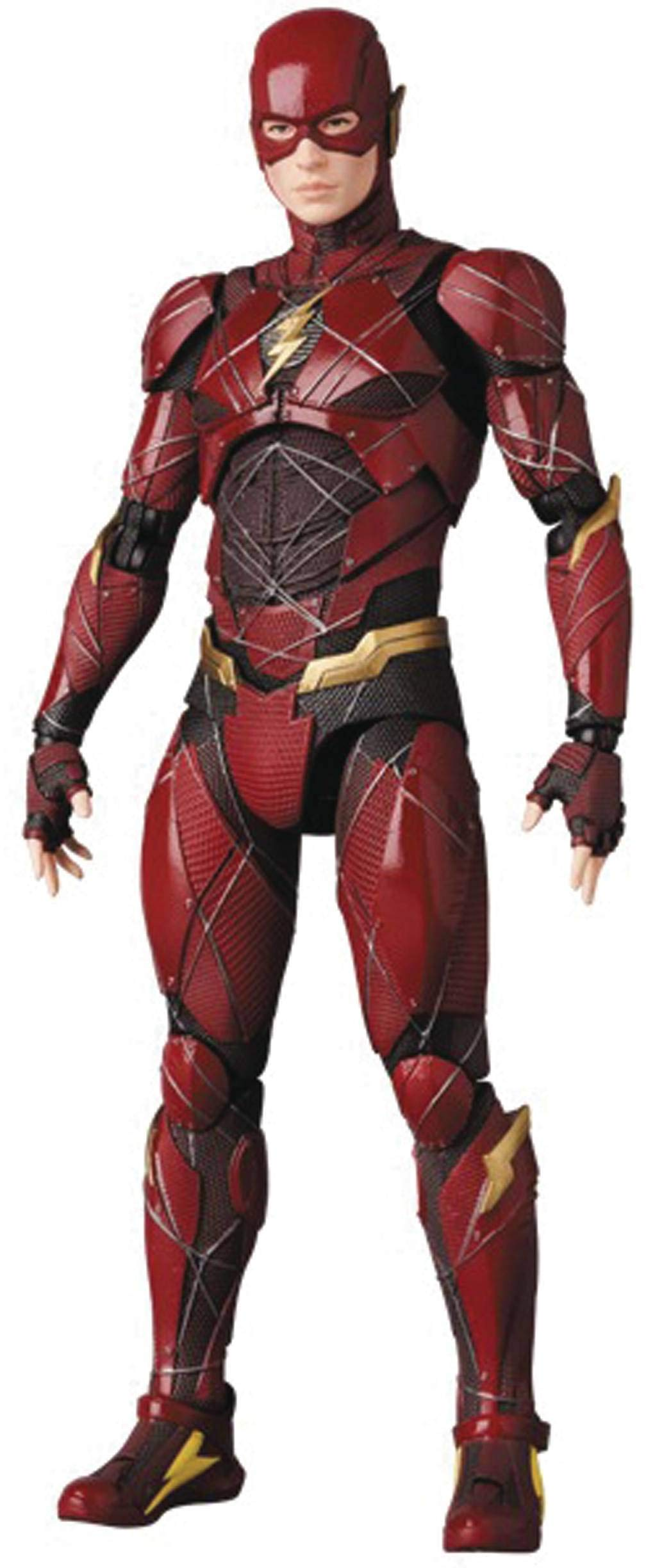 Entertainment Earth Justice League Movie Flash Mafex Action Figure