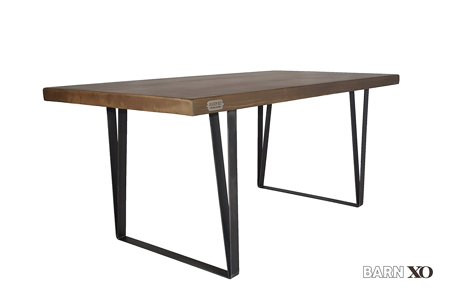 183 & Amazon.com: Reclaimed Wood Dining Table 1.5\