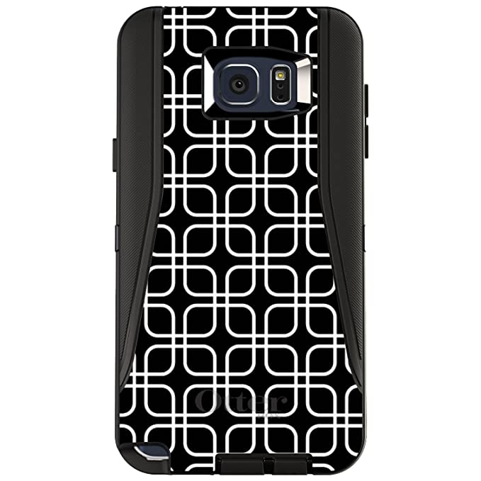new arrival b7e4c 86341 Amazon.com: DistinctInk Case for Galaxy Note 5 - Custom Black ...