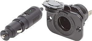 Blue Sea Systems 12-Volt Plug with Dash Socket