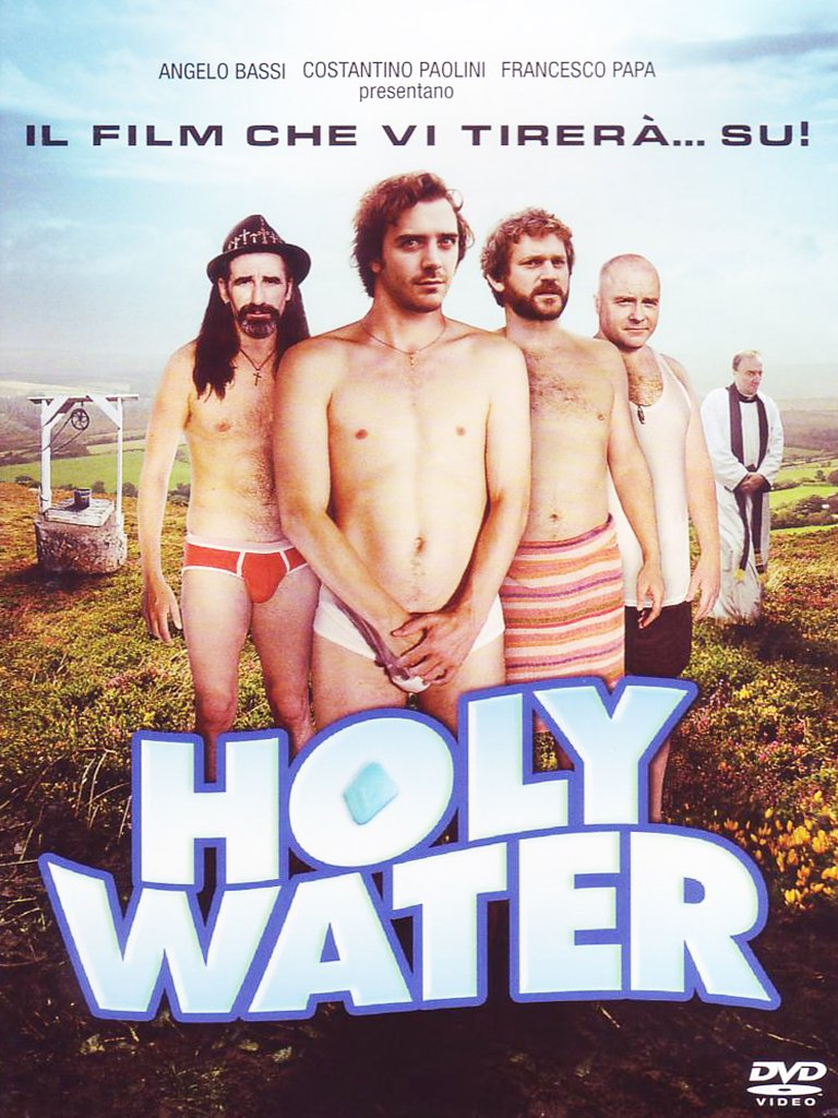 Holy Water 2009 Hard Times Waters Rising Waters Rising NON-USA FORMAT, PAL, Reg.2 Italy