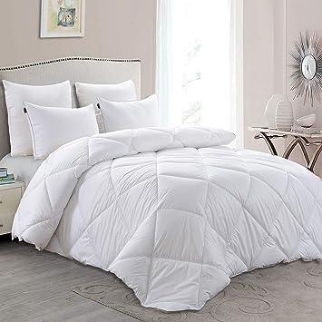 lightweight down comforter king Amazon.com: Basic Beyond Lightweight Down Comforter (King  lightweight down comforter king