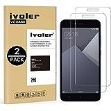 iVoler [2 Pack Pellicola Vetro Temperato Xiaomi Redmi Note 5A / Xiaomi Redmi Note 5A Prime [Garanzia a Vita], Pellicola Protettiva, Protezione per Schermo