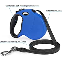 Winsee Retractable 16ft Dog Walking Leash