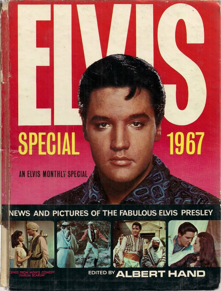 Elvis Special 1967  News & Pictures of the Fabulous Elvis