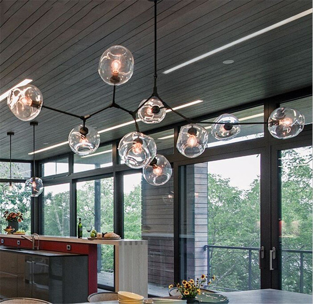 Cac lindsey adelman globe branching bubble chandelier 110v 220v cac lindsey adelman globe branching bubble chandelier 110v 220v modern chandelier light lightinggold clear glass5 light amazon home kitchen arubaitofo Choice Image