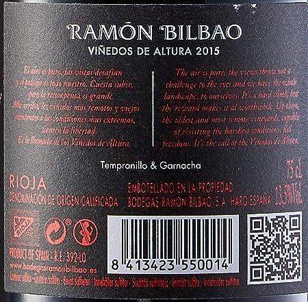 Ramón Bilbao Vino Viñedos de Altura - 750 ml