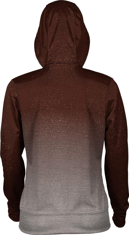 Bonaventure University Girls Pullover Hoodie School Spirit Sweatshirt St Ombre