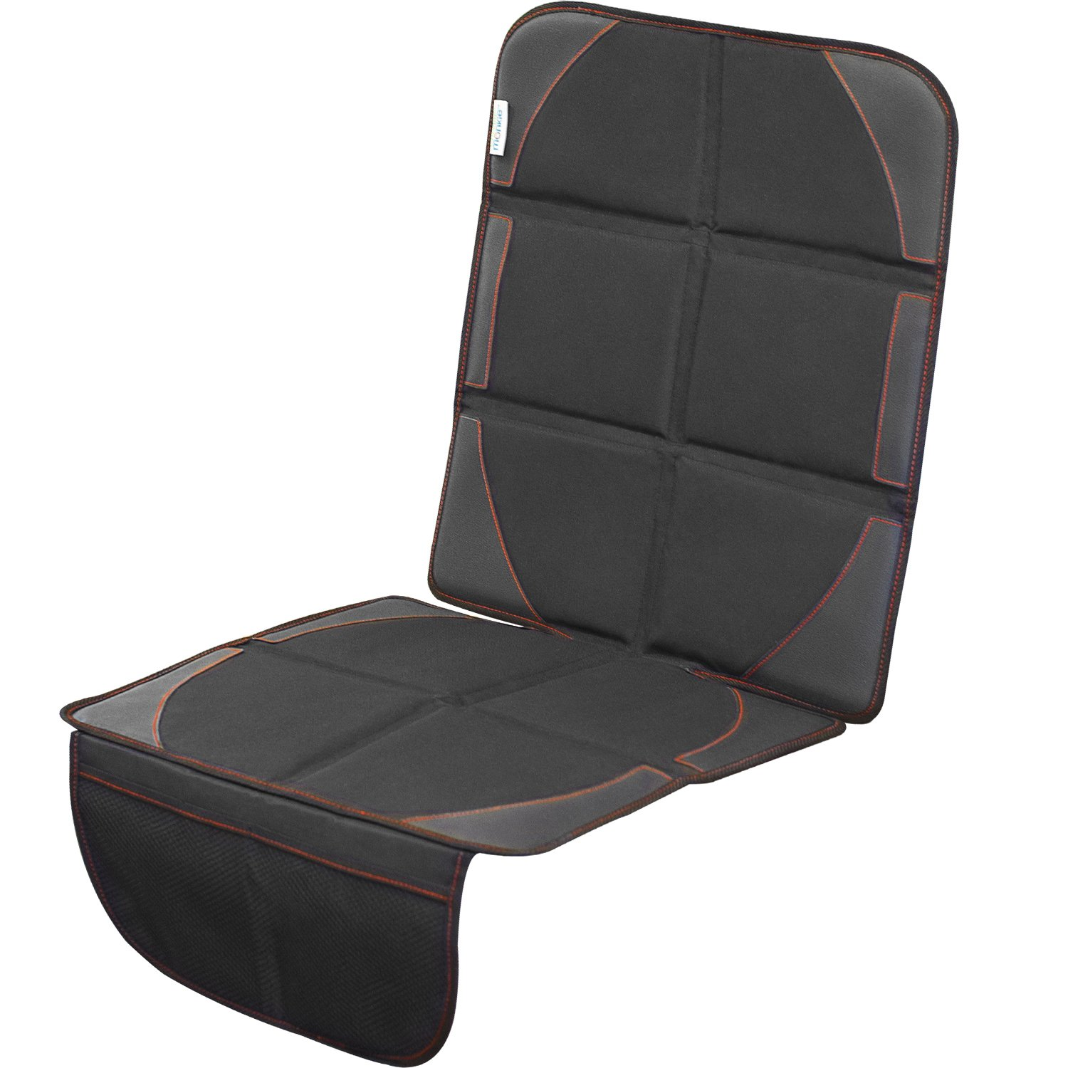 Cheekie Monkie Super Seat Saver Mat, Auto Seat Protector (Seat Cover) with Waterproof Material, Extra strength Non-slip Backing, and Sturdy Foam Pads Fits Most Vehicles Cherry Creek Inc.