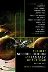 The Best Science Fiction and Fantasy of the Year, Vol. 1 Paperback