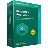 Kaspersky 2018 - Software De Antivirus, 3 Licencias
