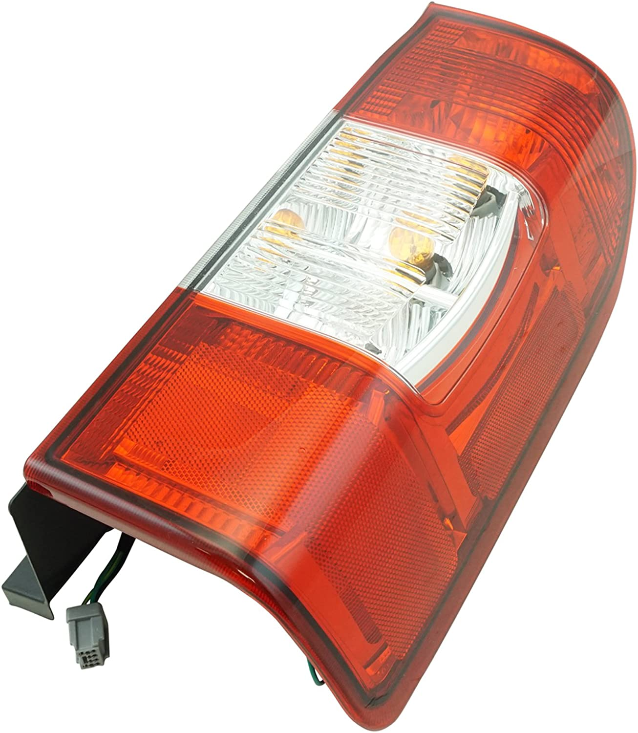 Left TYC NSF Certified Tail Light Assembly fits Nissan NV1500 2012-2020 35BXDV