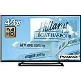 パナソニック 43V型 液晶 テレビ VIERA TH-43D305 フルハイビジョン