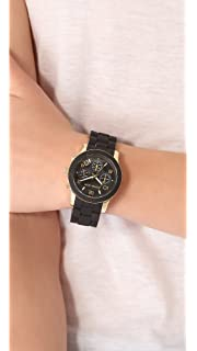 Michael Kors Womens Runway Black Watch MK5191