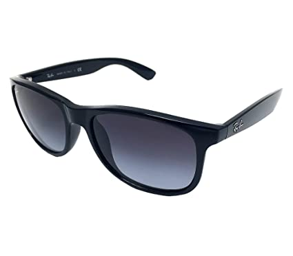 rb4202  Amazon.com: New Ray Ban Andy RB4202 601/8G Black/Grey Gradient ...