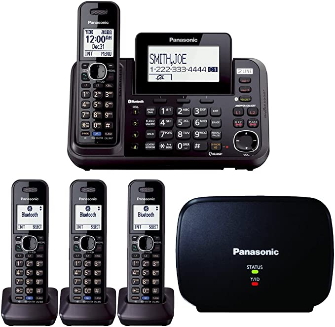 Panasonic KX-TG9541B Link2Cell: Amazon.es: Electrónica