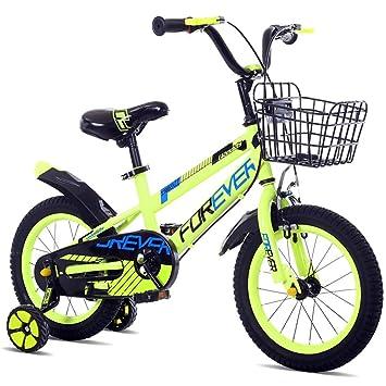 Bicicletas para niños con estilo niños y niñas bicicletas para niños niños de 3/6