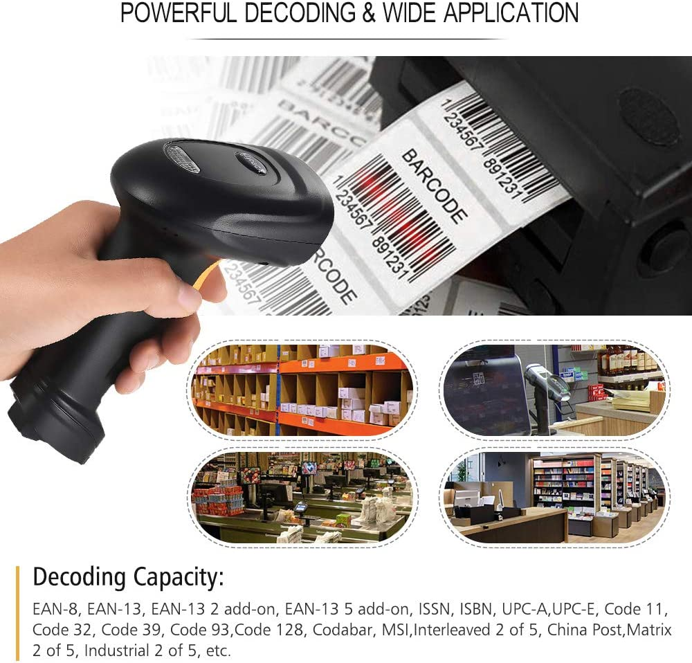 Material Handling Products Business, Industry & Science Barcode ...