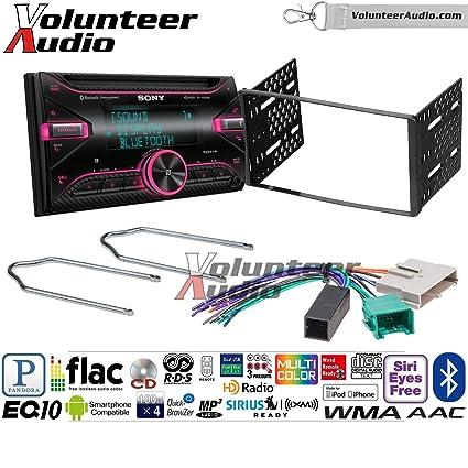 Amazon Com Volunteer Audio Sony Wx Gs920bh Valan Double Din Radio