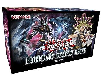 Yu Gi Oh. kon547663 Yugioh. Legendario dragón Cubierta