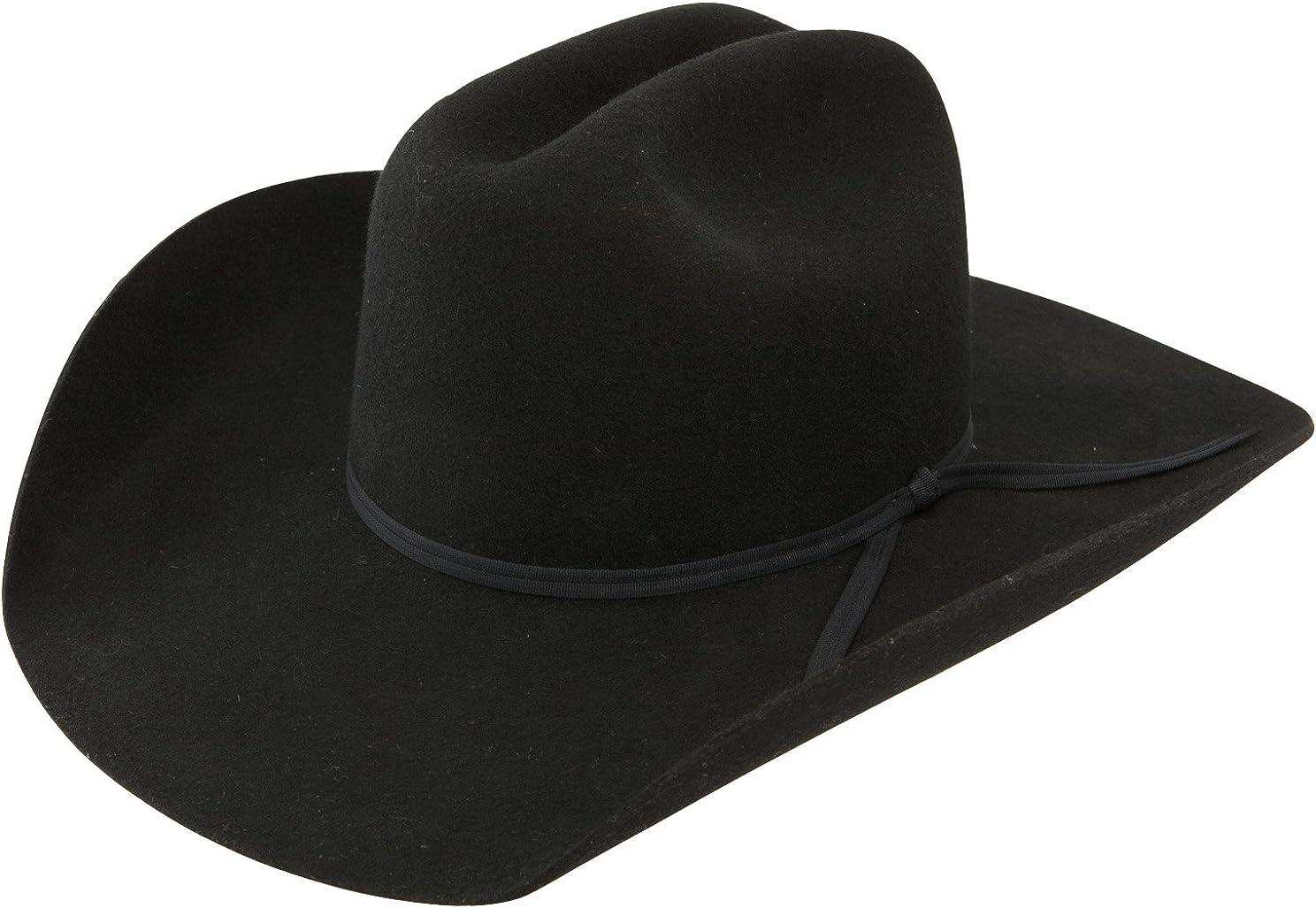RESISTOL Boys Crossroads Jr Felt Cowboy