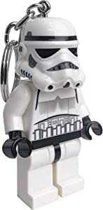 IQ Lego Star Wars Stormtrooper LED Key Light - 3 Inch Tall Figure